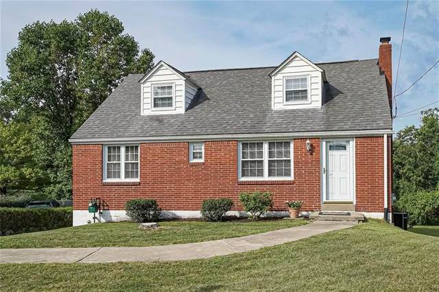 122 Norman Drive, Moon/Crescent Twp, PA 15108 (MLS #1463570) :: Broadview Realty