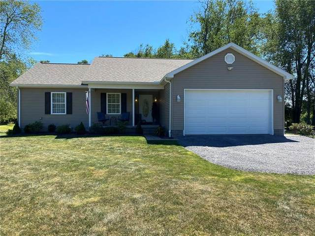 159 Donation Road, Hempfield Twp - Mer, PA 16125 (MLS #1463766) :: Broadview Realty