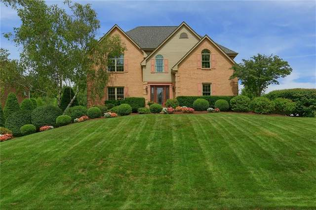 206 Crescent Court, Cranberry Twp, PA 16066 (MLS #1463807) :: Hanlon-Malush Team