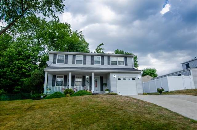 3103 Jackpine Dr, South Park, PA 15129 (MLS #1463848) :: Dave Tumpa Team