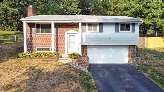 233 Greenwood Drive, Cranberry Twp, PA 16066 (MLS #1464051) :: Dave Tumpa Team