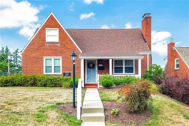 129 N Wren Dr, Scott Twp - Sal, PA 15243 (MLS #1464094) :: RE/MAX Real Estate Solutions