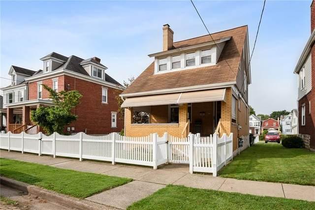 41 Evans Ave, Ingram, PA 15205 (MLS #1465475) :: RE/MAX Real Estate Solutions