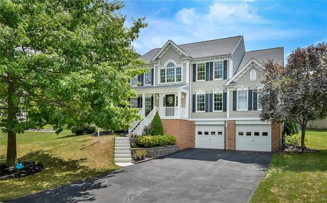 315 Hill Farm Ln, Adams Twp, PA 16059 (MLS #1465545) :: Broadview Realty