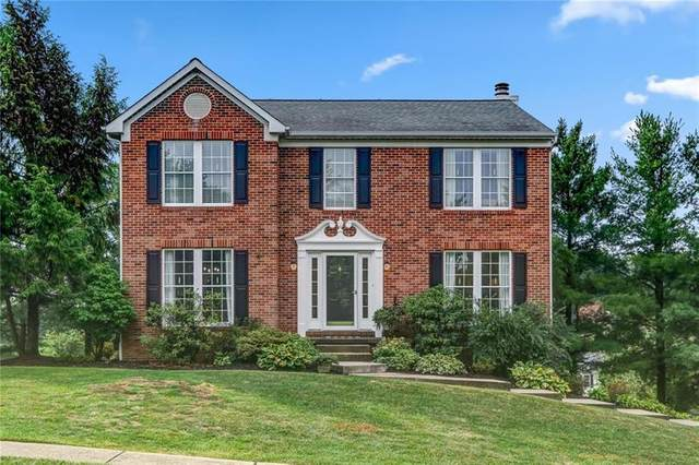 319 Valerie Dr, Cranberry Twp, PA 16066 (MLS #1465575) :: Dave Tumpa Team