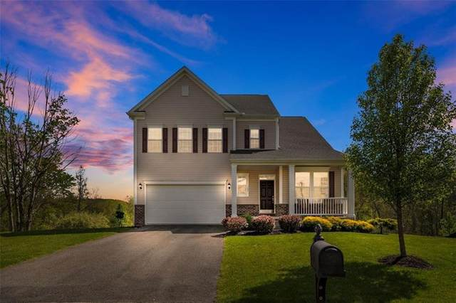 107 Holly Berry Circle, North Fayette, PA 15057 (MLS #1465674) :: Broadview Realty