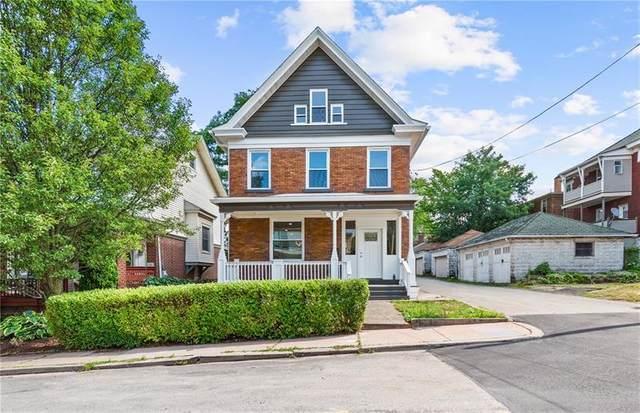 1658 Montpelier Ave, Dormont, PA 15216 (MLS #1465762) :: The Dallas-Fincham Team