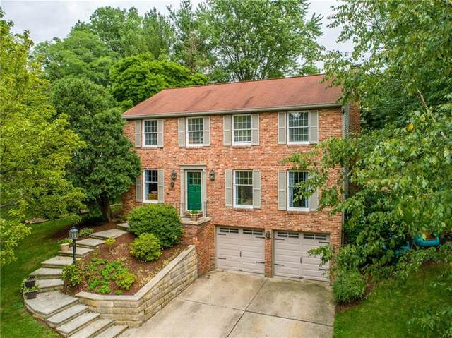 1525 Glenwood Road, Upper St. Clair, PA 15241 (MLS #1465917) :: The Dallas-Fincham Team