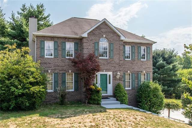 117 Kimberwicke Court, Cranberry Twp, PA 16066 (MLS #1465977) :: RE/MAX Real Estate Solutions
