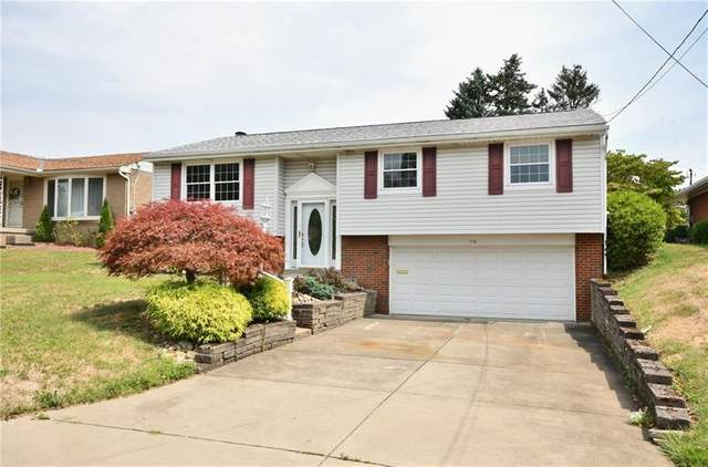 116 Homeridge Lane, Lincoln Place, PA 15120 (MLS #1466002) :: Broadview Realty