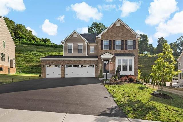 4425 Walnut Ridge Cir, South Fayette, PA 15057 (MLS #1466048) :: Broadview Realty