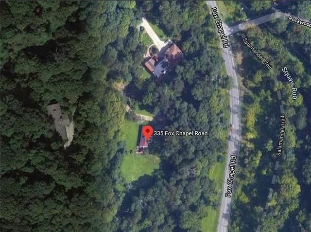 335 Fox Chapel Rd, Fox Chapel, PA 15238 (MLS #1466424) :: Broadview Realty