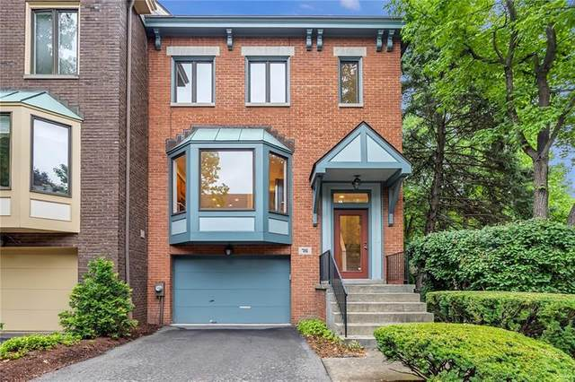 100 Denniston Ave #76, Shadyside, PA 15206 (MLS #1466446) :: RE/MAX Real Estate Solutions