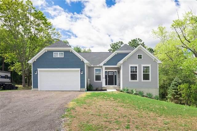 10281 Twin Hill Rd Ext, Mccandless, PA 15090 (MLS #1466473) :: Dave Tumpa Team