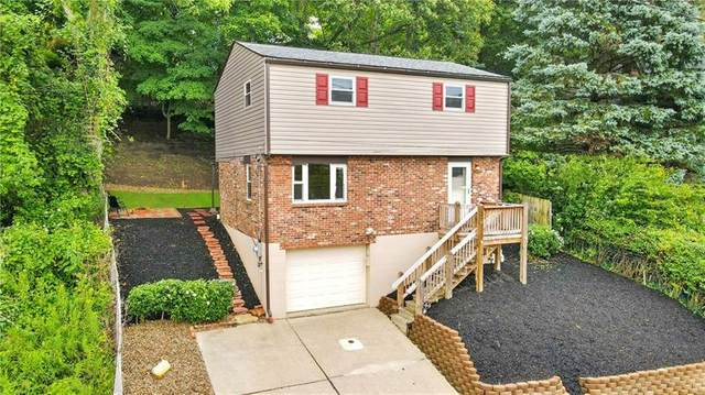1345 Denise St, Overbrook, PA 15210 (MLS #1466492) :: RE/MAX Real Estate Solutions