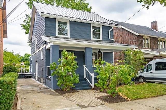 5734 Melvin Street, Squirrel Hill, PA 15217 (MLS #1466808) :: RE/MAX Real Estate Solutions