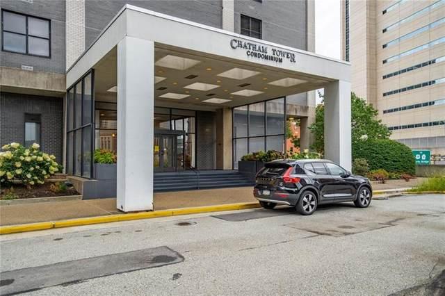 112 Washington Pl 6A, Downtown Pgh, PA 15219 (MLS #1466872) :: Dave Tumpa Team
