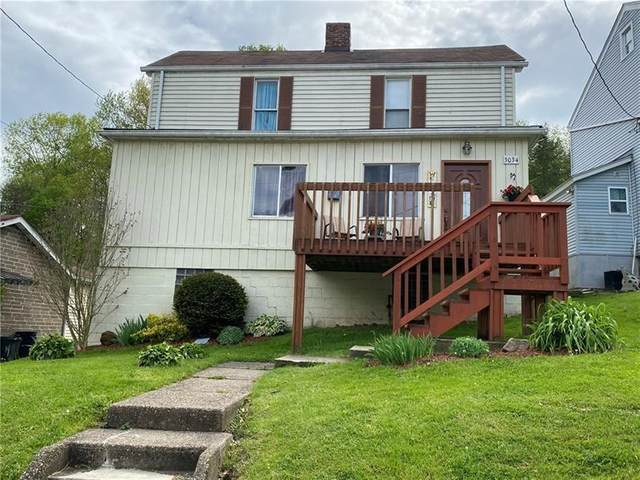 3034 Hogback Rd, Jefferson Hills, PA 15332 (MLS #1467017) :: RE/MAX Real Estate Solutions