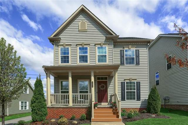 103 Bucktail Drive, Cranberry Twp, PA 16066 (MLS #1467112) :: Broadview Realty