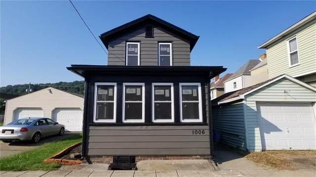 1006 5th Ave, New Brighton, PA 15066 (MLS #1467236) :: Dave Tumpa Team
