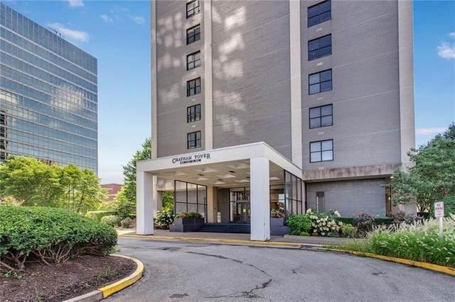 112 Washington Pl 19FG, Downtown Pgh, PA 15219 (MLS #1467260) :: Broadview Realty