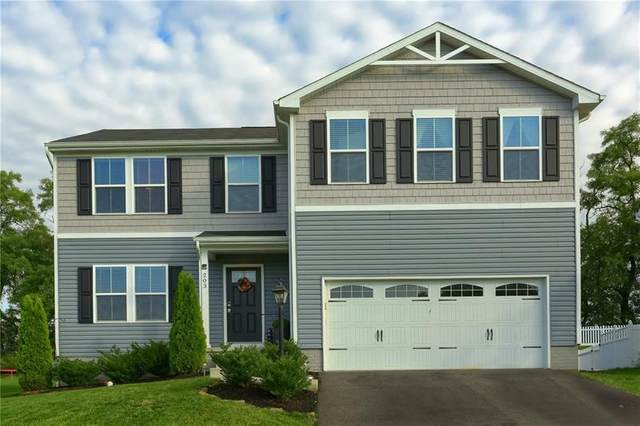 203 Sutton Drive, Connoquenessing Twp, PA 16033 (MLS #1467294) :: Hanlon-Malush Team