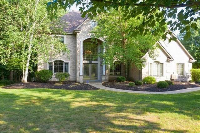 110 Greenbriar, Marshall, PA 15090 (MLS #1467302) :: Broadview Realty