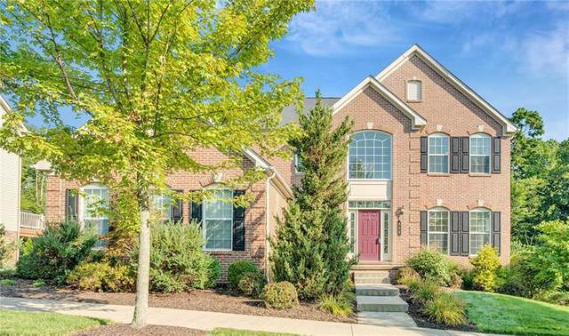 808 Westminster Lane, Cranberry Twp, PA 16066 (MLS #1467332) :: Broadview Realty