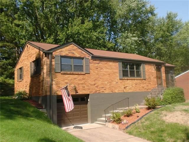 503 Brookdale Drive, O'hara, PA 15215 (MLS #1467417) :: Dave Tumpa Team