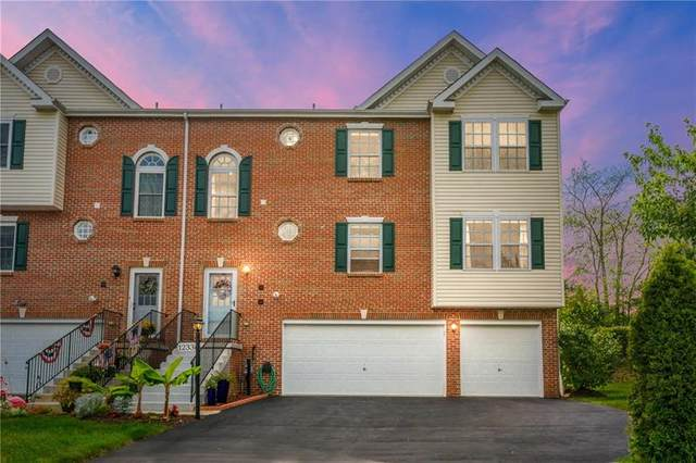 1233 Gneiss Drive, South Fayette, PA 15057 (MLS #1467491) :: Dave Tumpa Team