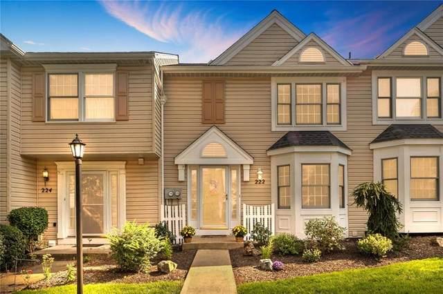 222 Fieldbrook Drive, North Strabane, PA 15317 (MLS #1467539) :: Broadview Realty