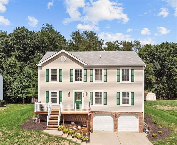 206 Trail Court West, Cranberry Twp, PA 16066 (MLS #1467611) :: Broadview Realty