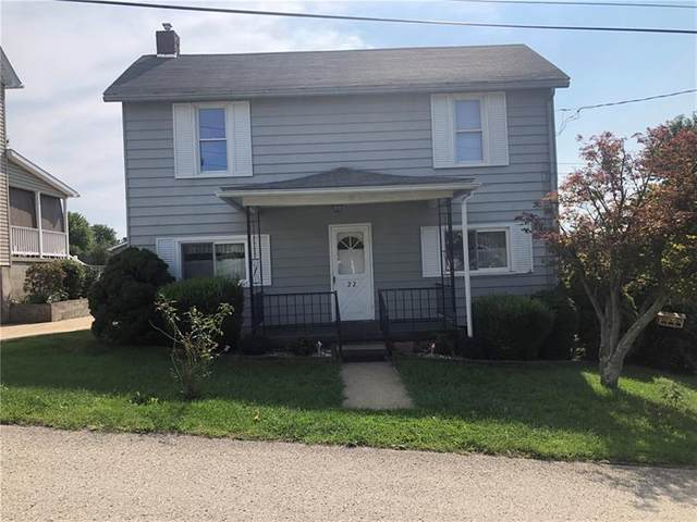 22 James St, Latrobe, PA 15696 (MLS #1467627) :: RE/MAX Real Estate Solutions