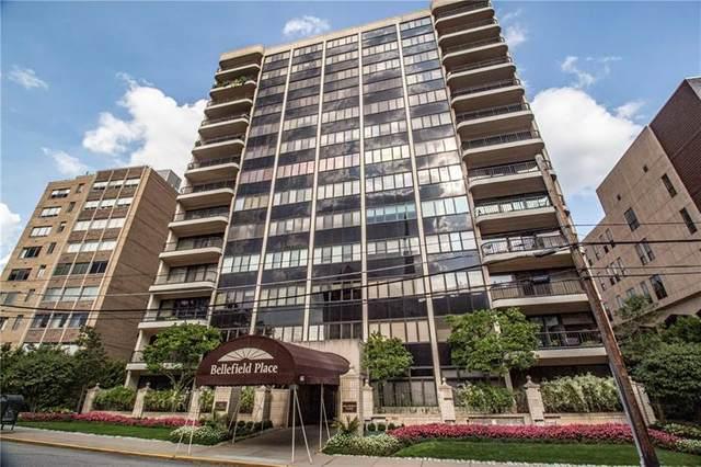 146 N Bellefield Ave #104, Oakland, PA 15213 (MLS #1467710) :: The Dallas-Fincham Team