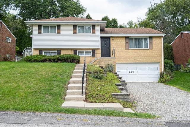 222 Mckenzie Dr, Penn Hills, PA 15235 (MLS #1467879) :: RE/MAX Real Estate Solutions