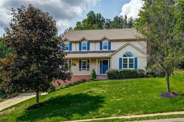 109 Pinehurst Dr, Cranberry Twp, PA 16066 (MLS #1467944) :: Broadview Realty