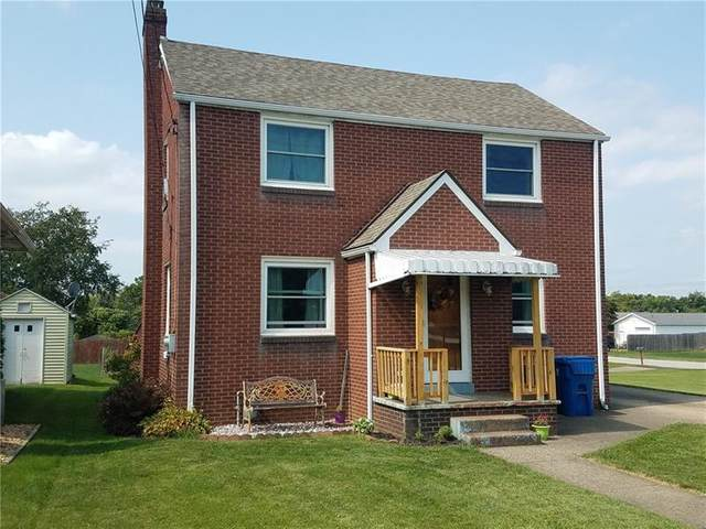 1709 Wood St, Latrobe, PA 15650 (MLS #1468010) :: RE/MAX Real Estate Solutions