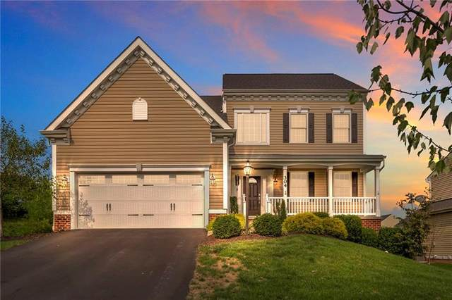 304 Apricot Ct, Cranberry Twp, PA 16066 (MLS #1468077) :: Broadview Realty