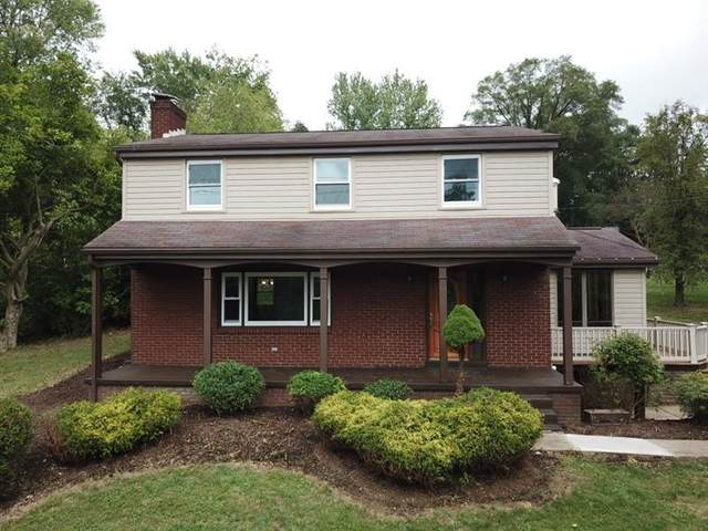 5999 Library Rd, Bethel Park, PA 15102 (MLS #1468106) :: Dave Tumpa Team