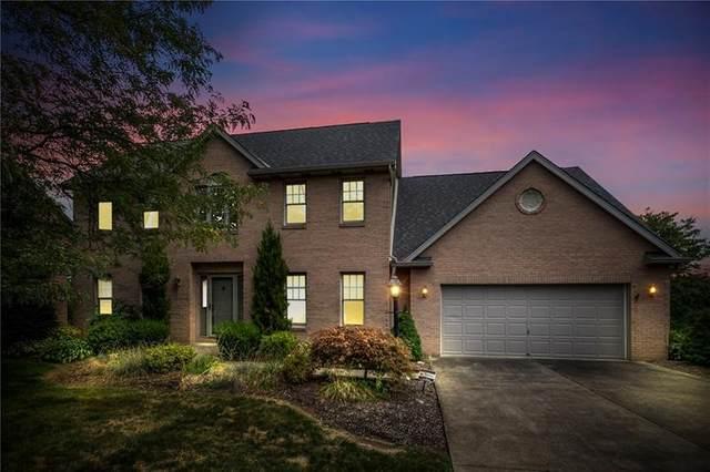 328 Grail Hill Ct, South Fayette, PA 15071 (MLS #1468115) :: The Dallas-Fincham Team