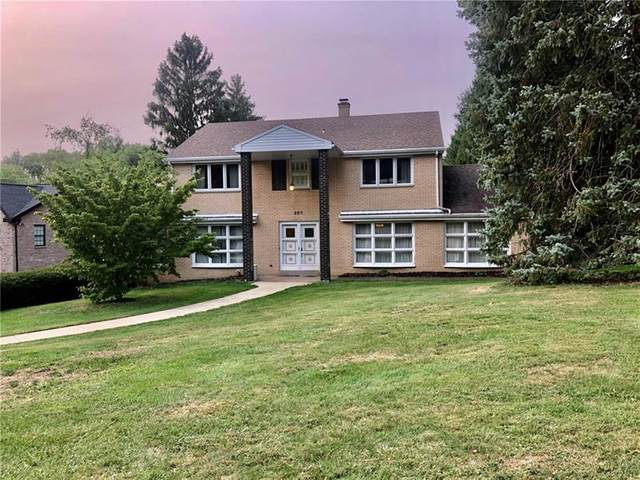 205 Johnston Rd, Upper St. Clair, PA 15241 (MLS #1468134) :: The Dallas-Fincham Team