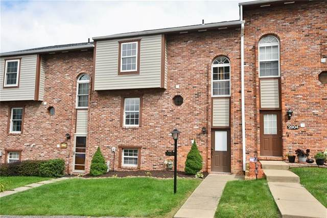 2903 Timberglen, North Fayette, PA 15126 (MLS #1468300) :: Dave Tumpa Team