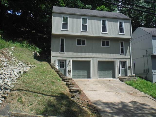 708 Center Ave, Aspinwall, PA 15215 (MLS #1468315) :: RE/MAX Real Estate Solutions