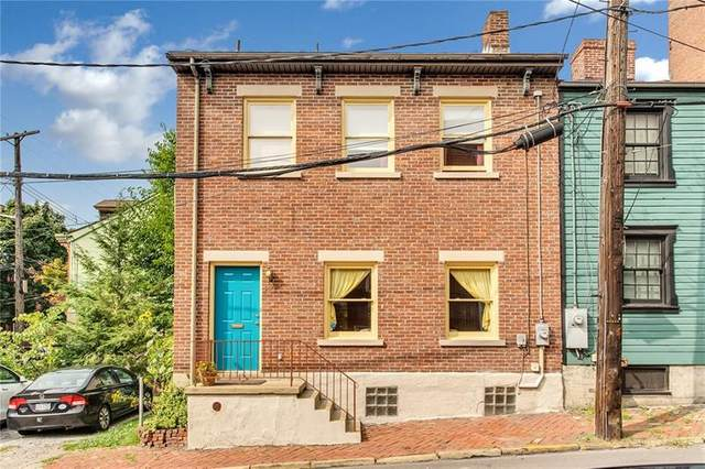 605 Middle St, Central North Side, PA 15212 (MLS #1468493) :: Broadview Realty