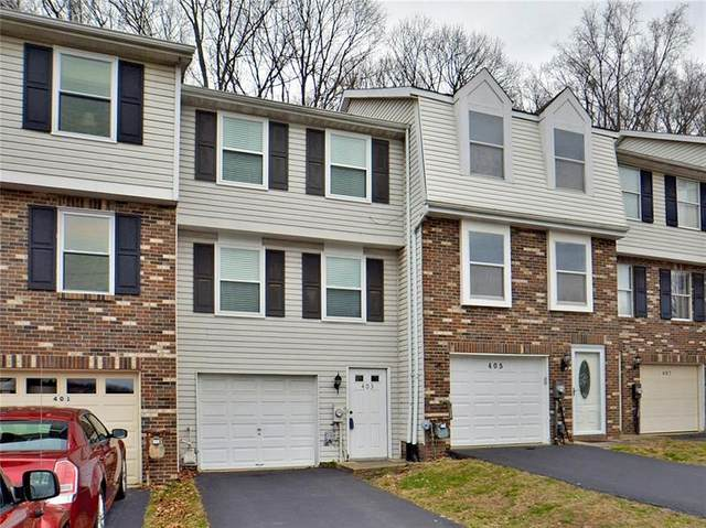 403 Shady Ridge Dr, Monroeville, PA 15146 (MLS #1468537) :: Broadview Realty