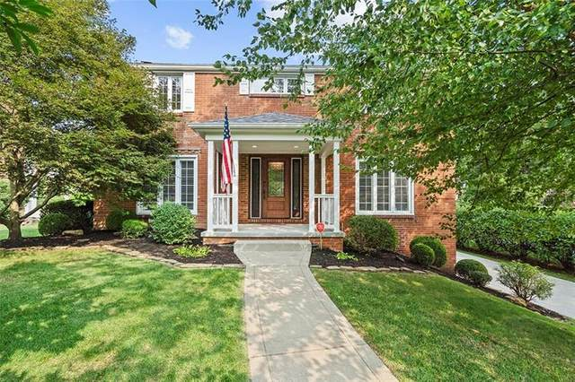1812 President Dr., Shaler, PA 15116 (MLS #1468540) :: The SAYHAY Team