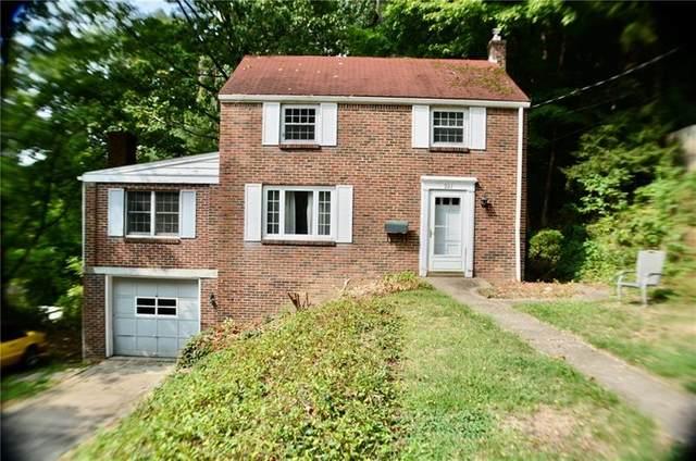 201 Rockingham Road, O'hara, PA 15238 (MLS #1468597) :: RE/MAX Real Estate Solutions