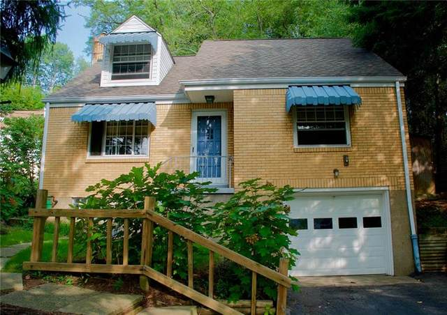 186 Grant Ave, Shaler, PA 15223 (MLS #1468616) :: Broadview Realty
