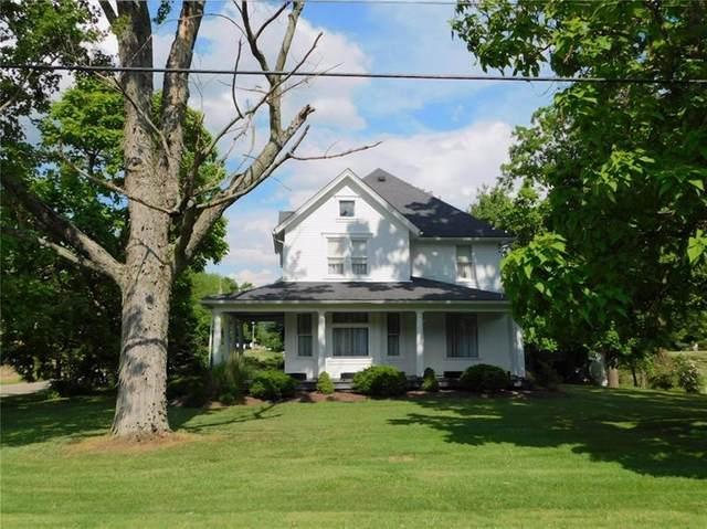 311 Plains Church Rd, Cranberry Twp, PA 16066 (MLS #1468641) :: The SAYHAY Team