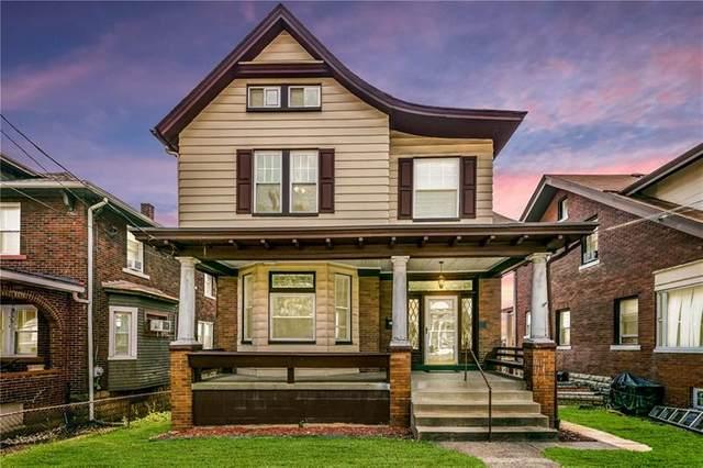 824 Bellaire Avenue, Brookline, PA 15226 (MLS #1468647) :: The Dallas-Fincham Team